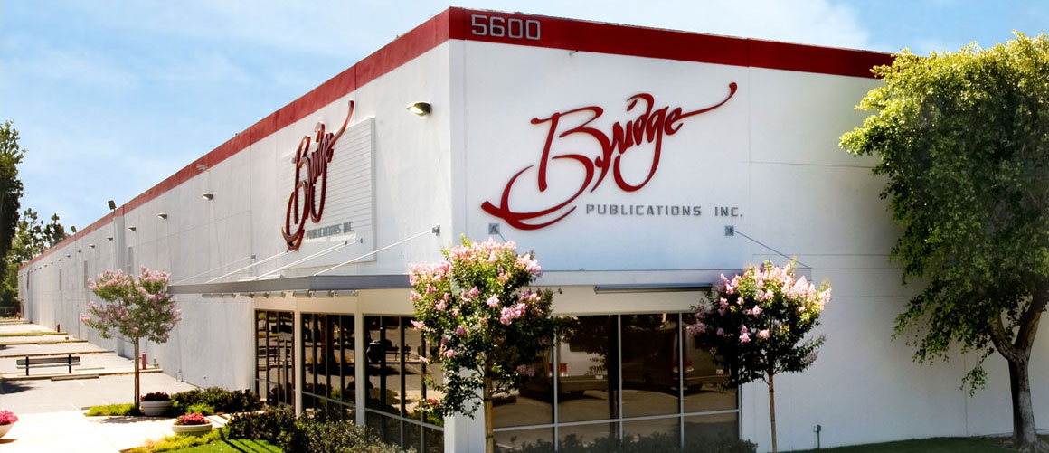 Bridge Publications in Los Angeles, California
