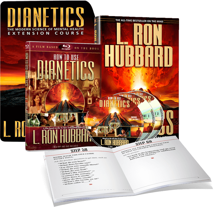 The Dianetics Home Study Program